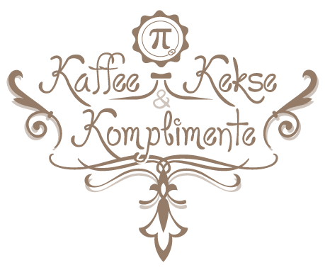 Kaffee, Kekse & Komplimente - Coffee, Cookies & Compliments
