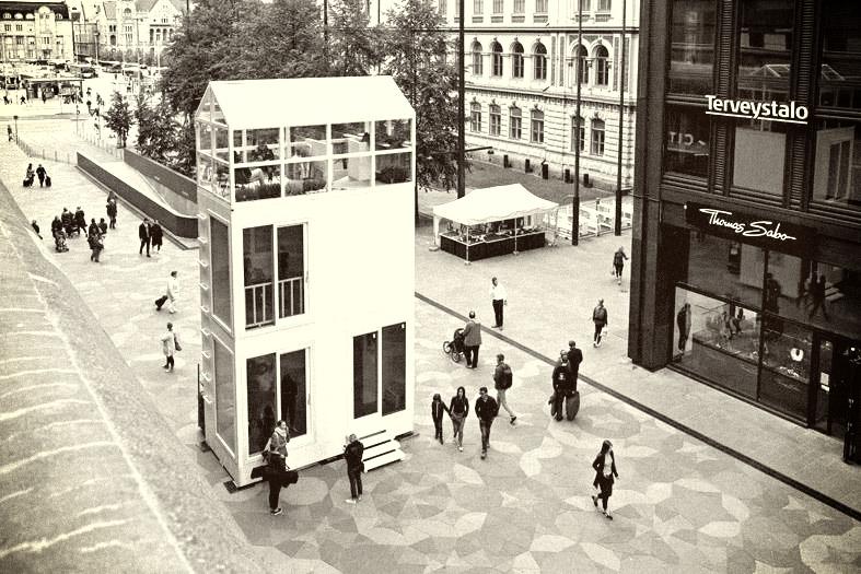 Micro Appartements: So groß wie eine Parklücke