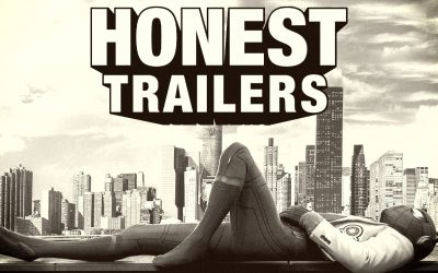 A bunch of trailers: Star Wars: The Last Jedi Extended TV Spot, Downsizing Trailer #2, Honest Trailers – Spider-Man: Homecoming, The last of us Part II