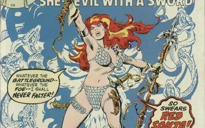 """Red Sonja"": Comic wird verfilmt"