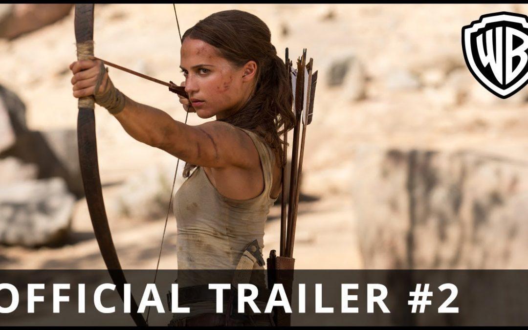 Tomb Raider – Trailer #2