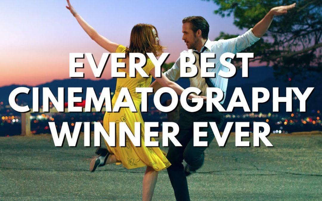 """Alle Oscars für die """"Beste Kamera""""/ """"Best Cinematography"""""""