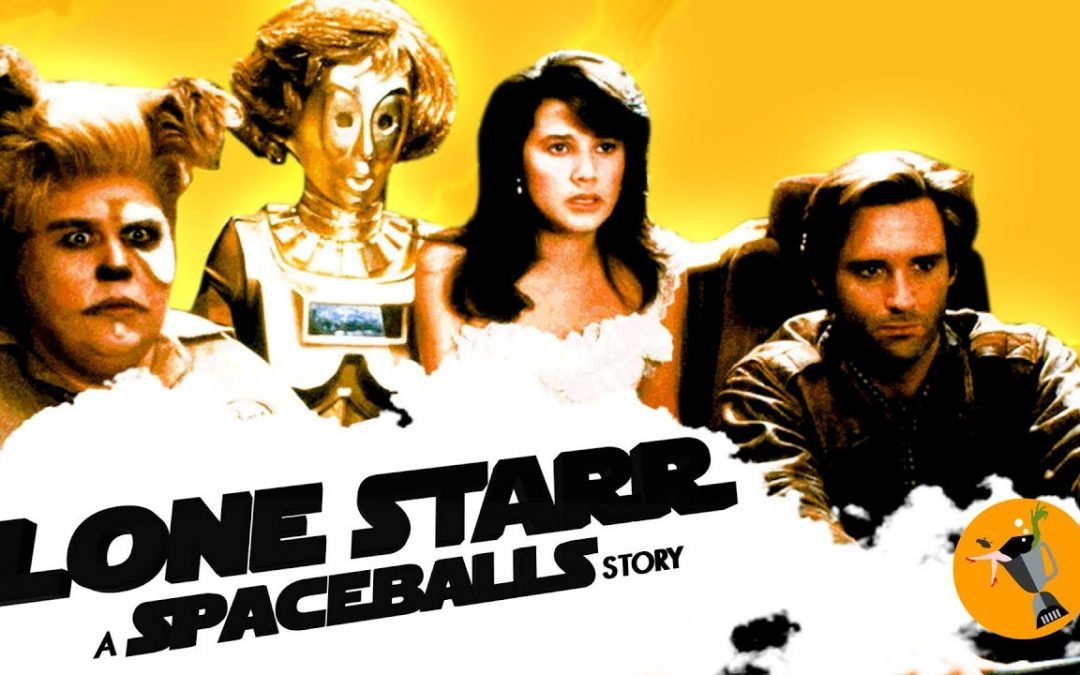 Han Solo – A Spaceballs Story