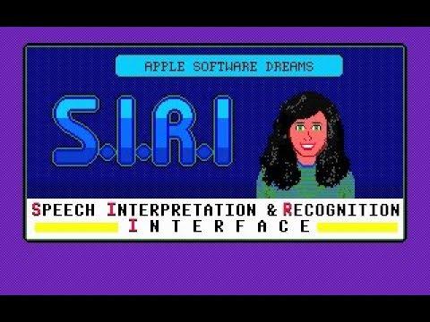 Wenn es Siri schon in den 80er Jahren gegeben hätte