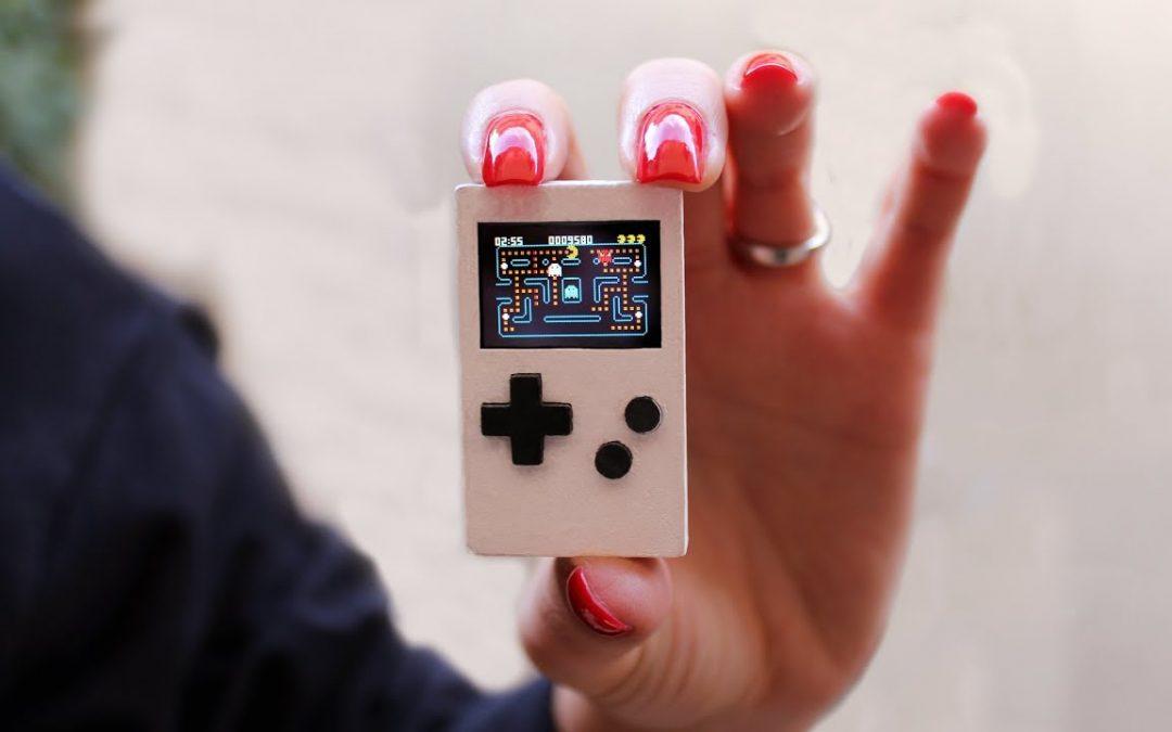 Pocket Star (Pocket Sprite) – noch eine Mini Konsole