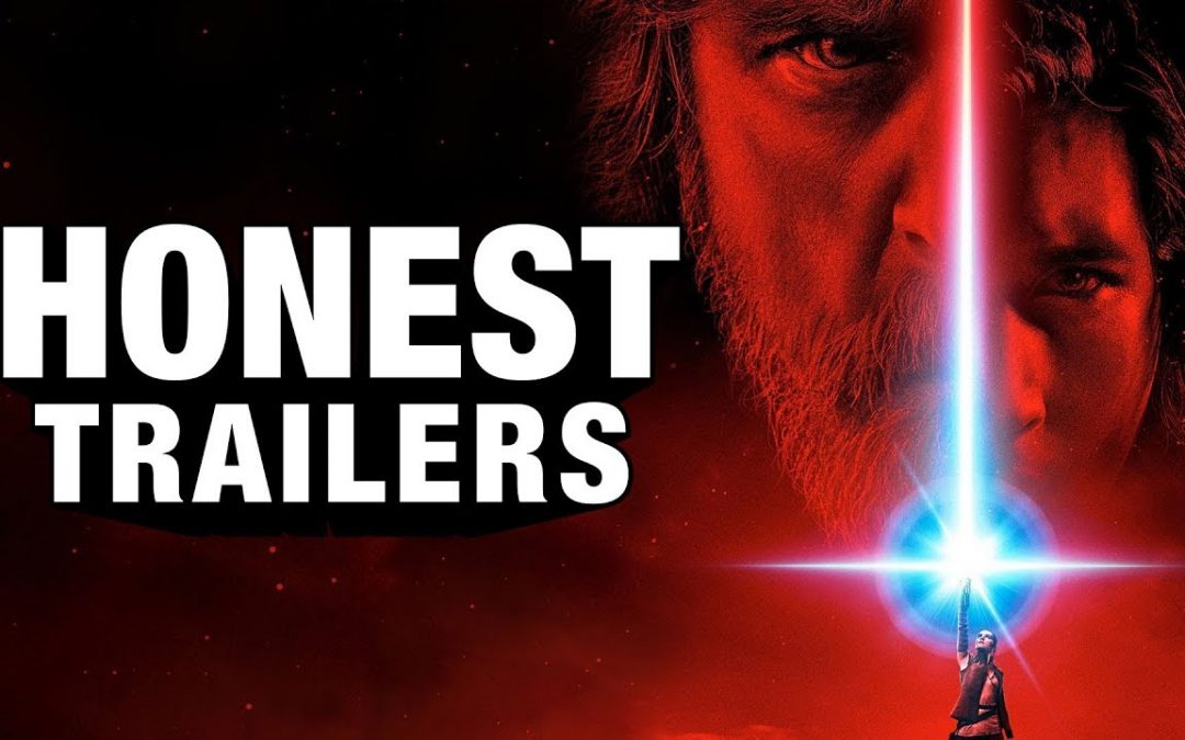 "Ein Honest Trailer zu ""Star Wars – The Last Jedi"""