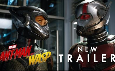 Marvel's Ant Man and The Wasp – official Trailer