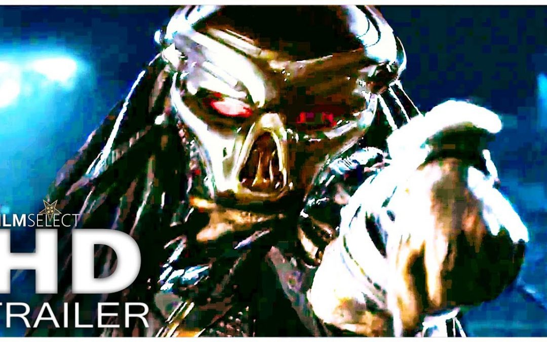 The Predator (Trailer #1)